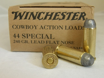 Winchester 44 Special ammo
