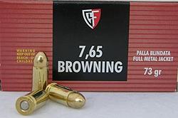 J and C Sales Handgun ammo 32 ACP