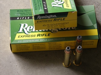 45/70 Remington JHP